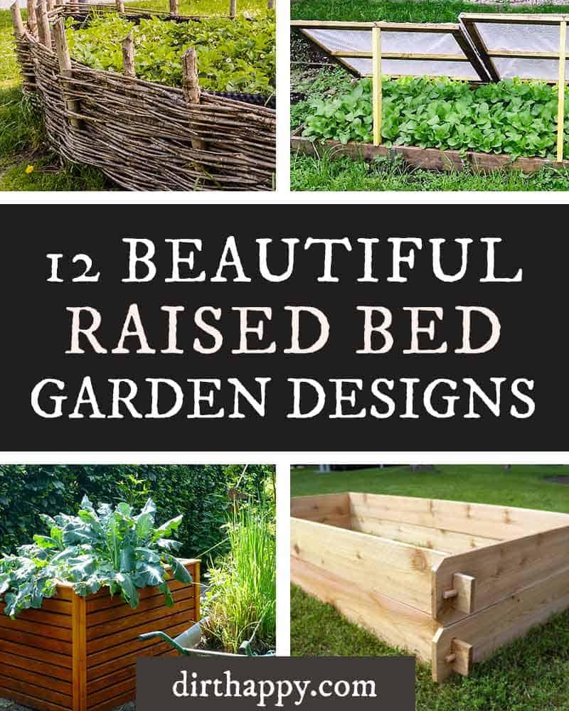 12 Beautiful Raised Garden Bed Kits, Plans & Designs to Inspire on backyard vegetable garden design, raised planter beds design, raised vegetable garden design,