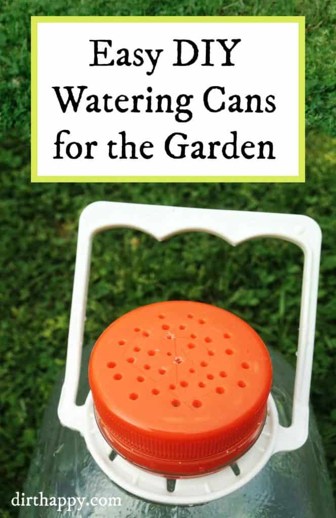 diy watering can tutorial