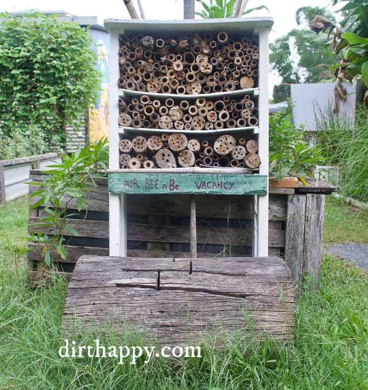 air bee n be bug hotel