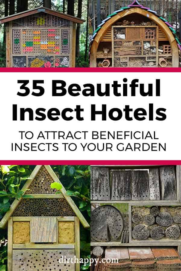 How To Build An Insect Hotel 35 Bug Hotels To Inspire You